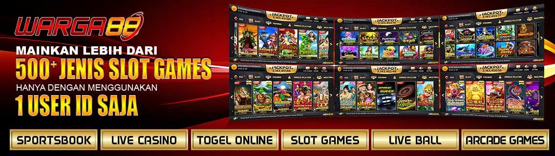 Situs Slot Online Resmi Terbaik Di Indonesia